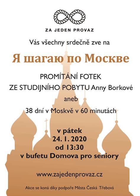 Přednáška o Moskvě - ZJP
